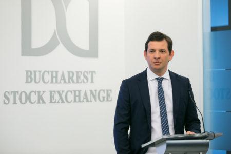 Adrian Tanase, CEO BVB