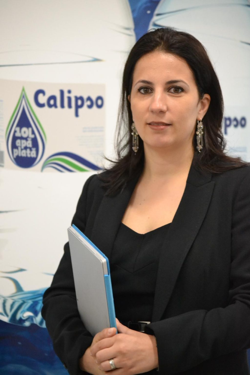 Daciana Siderache, director general Apa Calipso
