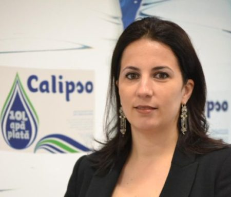 Daciana Siderache, director general Apa Calipso