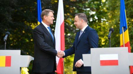 Președintele României, domnul Klaus Iohannis, s-a întâlnit, în iunie a.c., cu Președintele Republicii Polone, domnul Andrzej Duda.