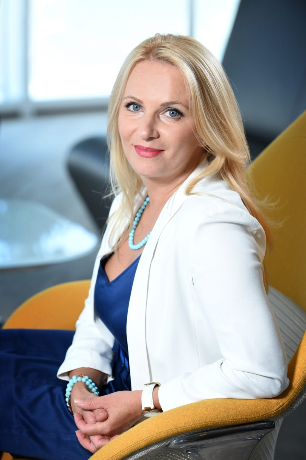 Andreea Mihnea, HR Director, EY România și Republica Moldova și EY South East Europe Talent Leader