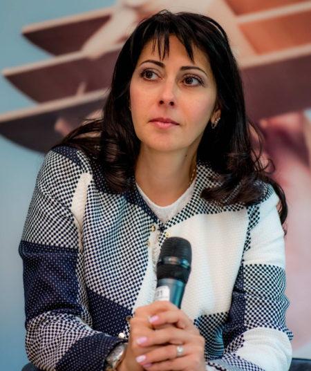 Anita Nițulescu, CEO Eurolife ERB Asigurări