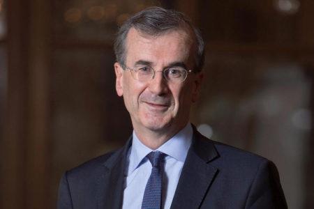 Francois Villeroy de Galhau este văzut de economişti ca un potenţial candidat pentru a-i succeda anul viitor lui Mario Draghi în fruntea BCE.