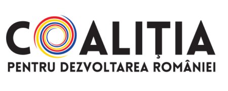 coalitia pentru dezvoltarea romaniei logo