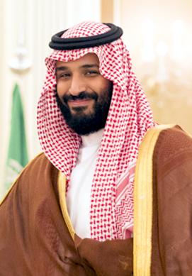 Mohammad bin Salman (Sursa foto: Casa Alba)