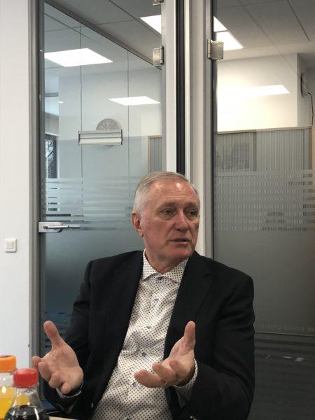 Petre Stroe, CEO Met Energy Romania
