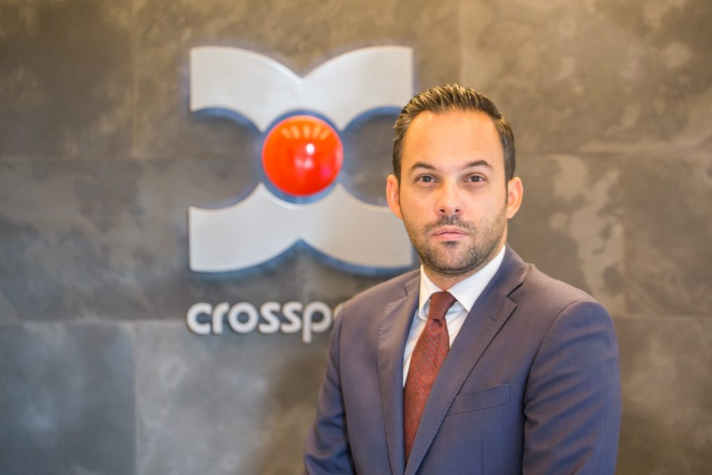 Codrin Matei Managing partner, Crosspoint Real Estate