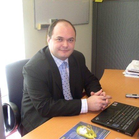 Ionuţ Dumitru, preşedinte al Consiliului fiscal (Foto Linkedin)