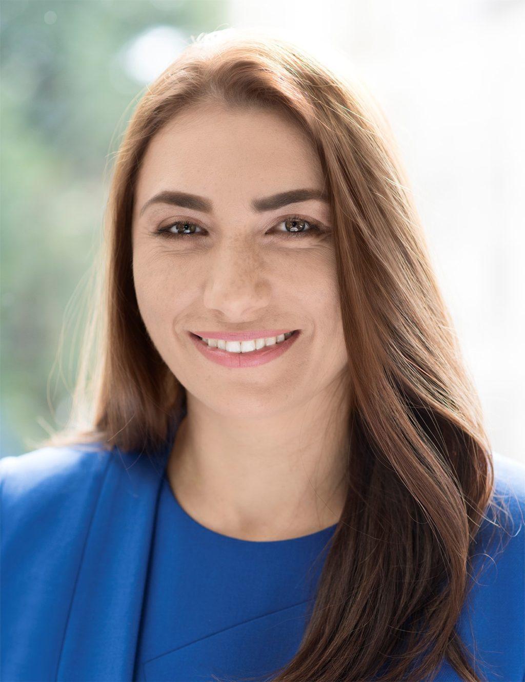 Ramona Jurubiță, coordonatorul CDR în perioada 1 ianuarie – 30 iunie 2019.