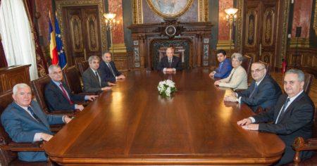Consiliul de Administraţie BNR (Foto BNR)