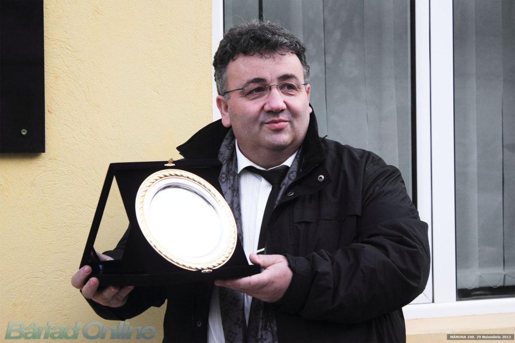 Liviu Hrimiuc, administrator special Mândra.