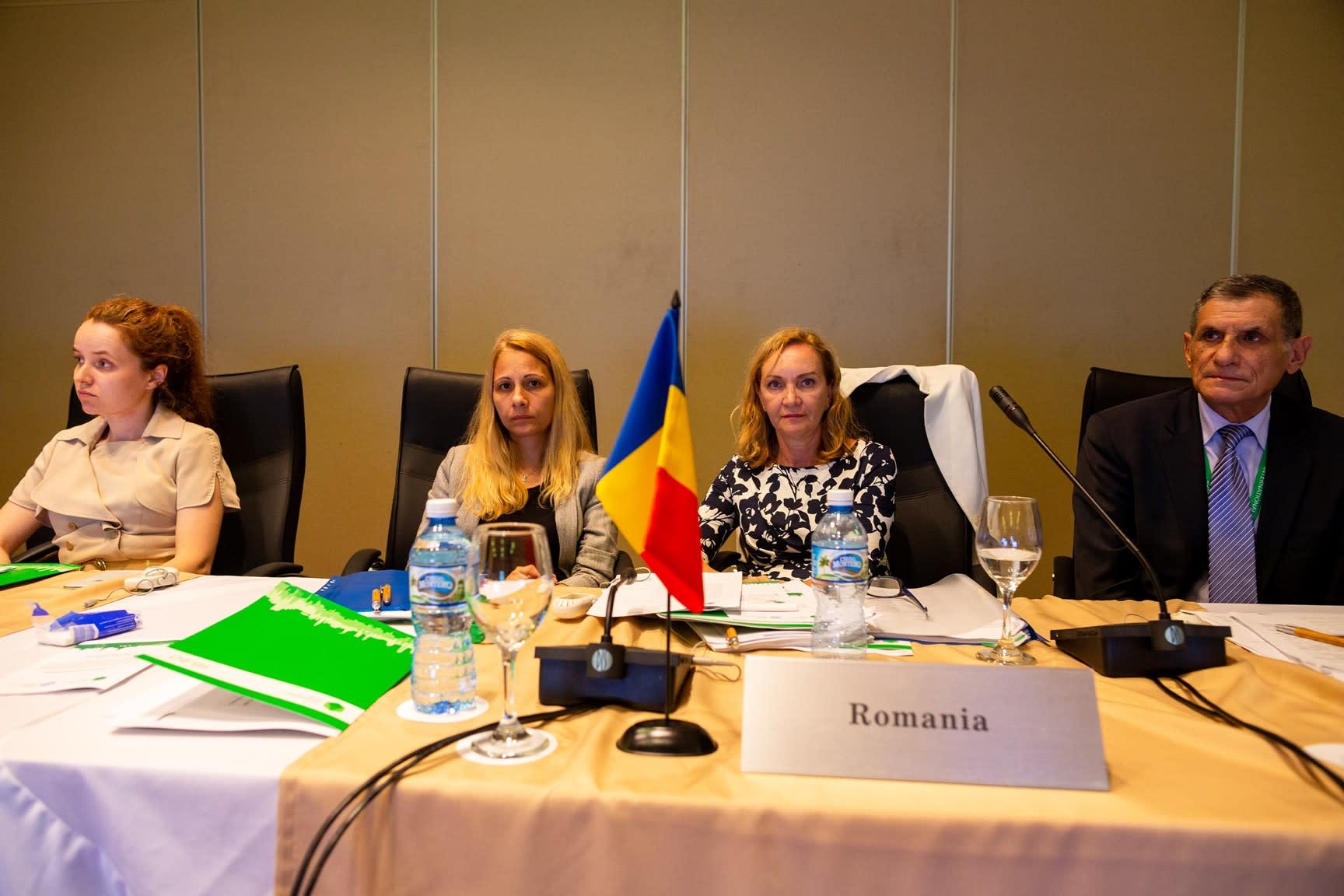 Delegatia Romaniei in Cuba (foto iib.int)