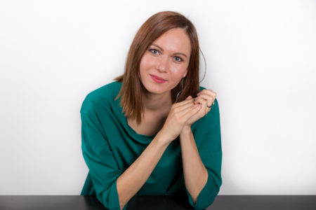 Oana Totota, co-fondator MyOrganic.ro