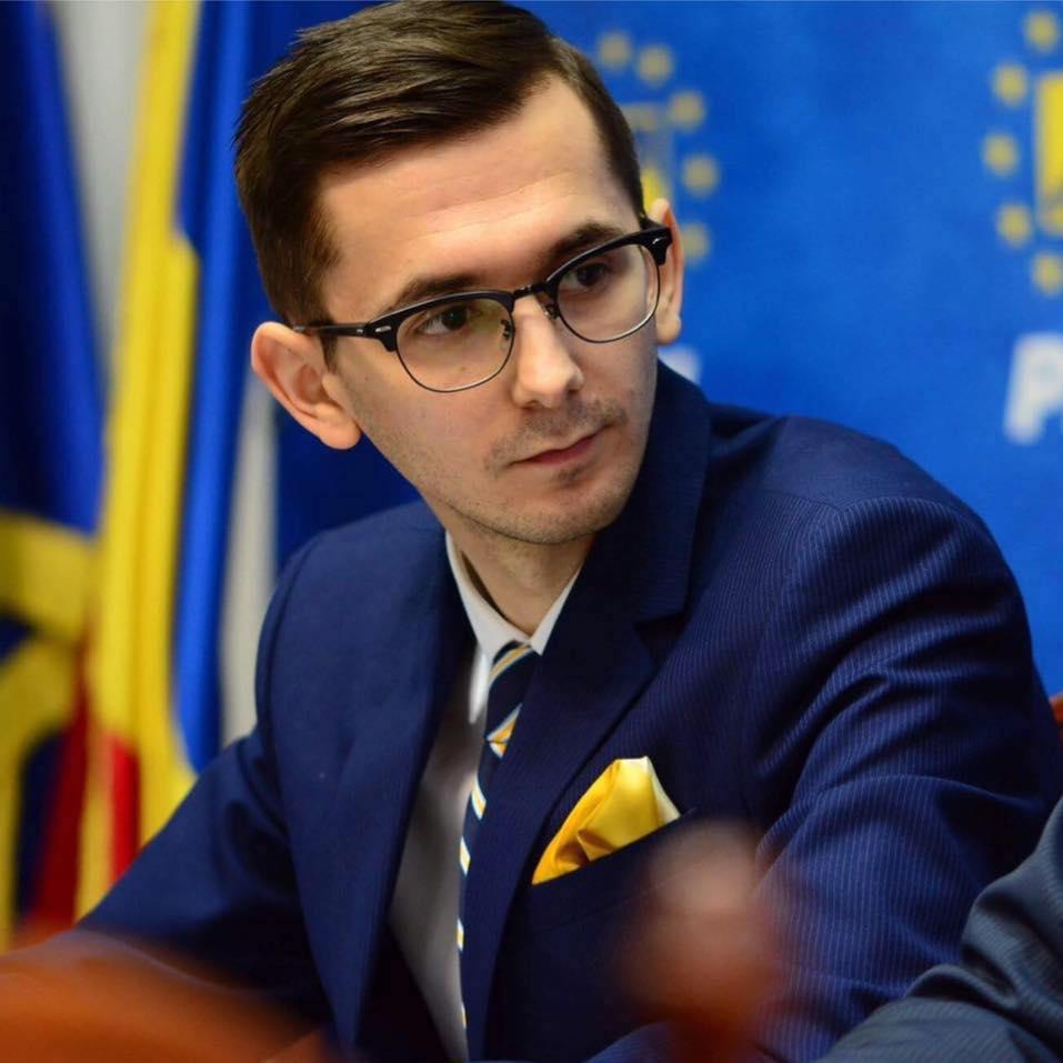 Pavel Popescu, PNL