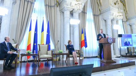"""Președintele României, domnul Klaus Iohannis, a participat la Forumul Global """"Drepturile Omului și o Lume fără Tutun"""""""