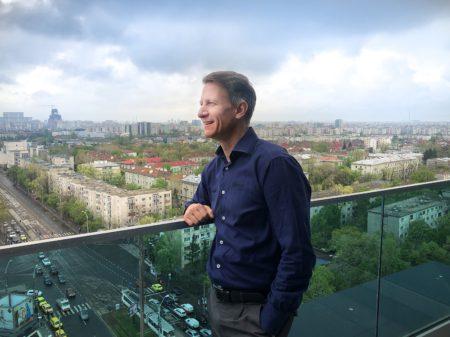 Romeo Căzănescu, Country Director Herbalife Nutrition România, Moldova, Ungaria şi Bulgaria