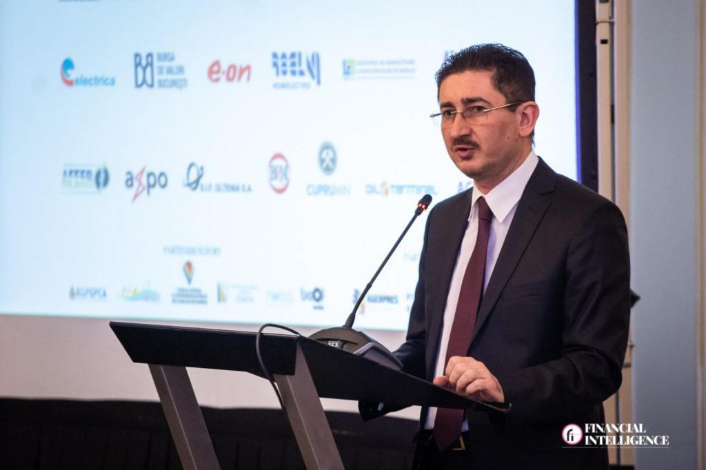Bogdan Chiritoiu, presedintele Consiliului Concurentei