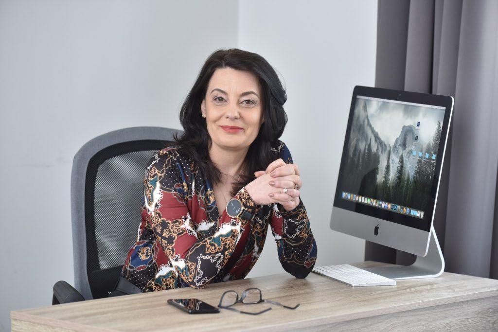Gabriela Mechea, Director Executiv ANIS.