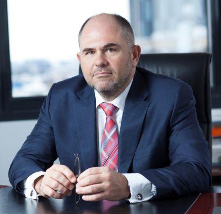 Sergiu Oprescu, Președinte Executiv Alpha Bank Romania