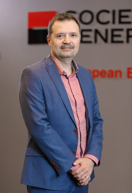Thierry Blain COO of SG EBS