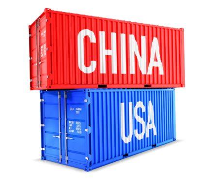 comerţ China SUA