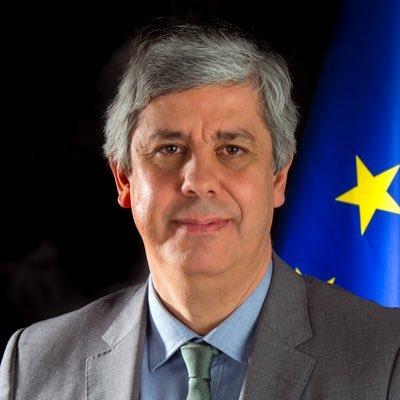 """Ministrul portughez de Finanţe, Mario Centeno, a apreciat că această emisiune """"este un pas pozitiv spre gestionarea datoriei externe a Portugaliei pe termen mediu"""".(foto Twitter)"""
