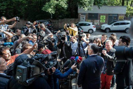 Viktor Orban (Foto Facebook)