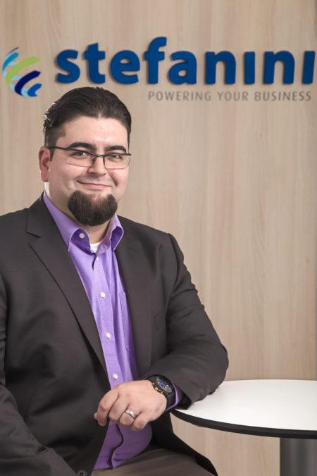 Dragoș Ștefan, Head of PMO la Stefanini EMEA