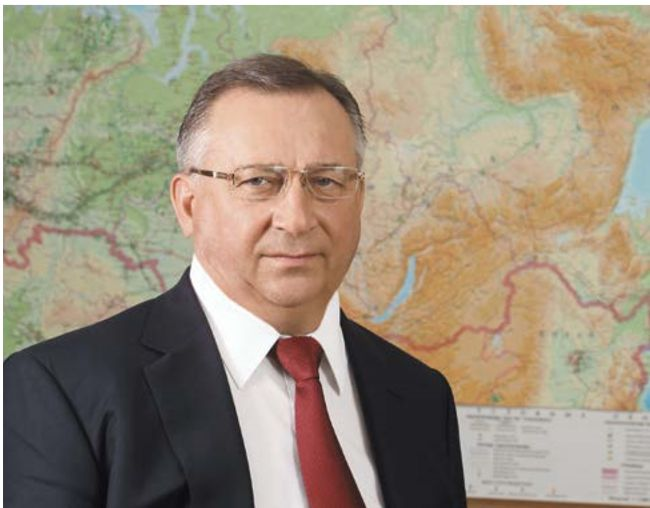 Nikolay Petrovich Tokarev Chairman of the Management Board, President of Transneft