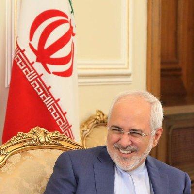 Ministrul iranian al Afacerilor Externe Mohammad Javad Zarif se va afla, astăzi, la Moscova unde se va întâlni cu omologul său rus Serghei Lavrov pe fondul tensiunilor sporite cu Statele Unite. (Foto Twitter)