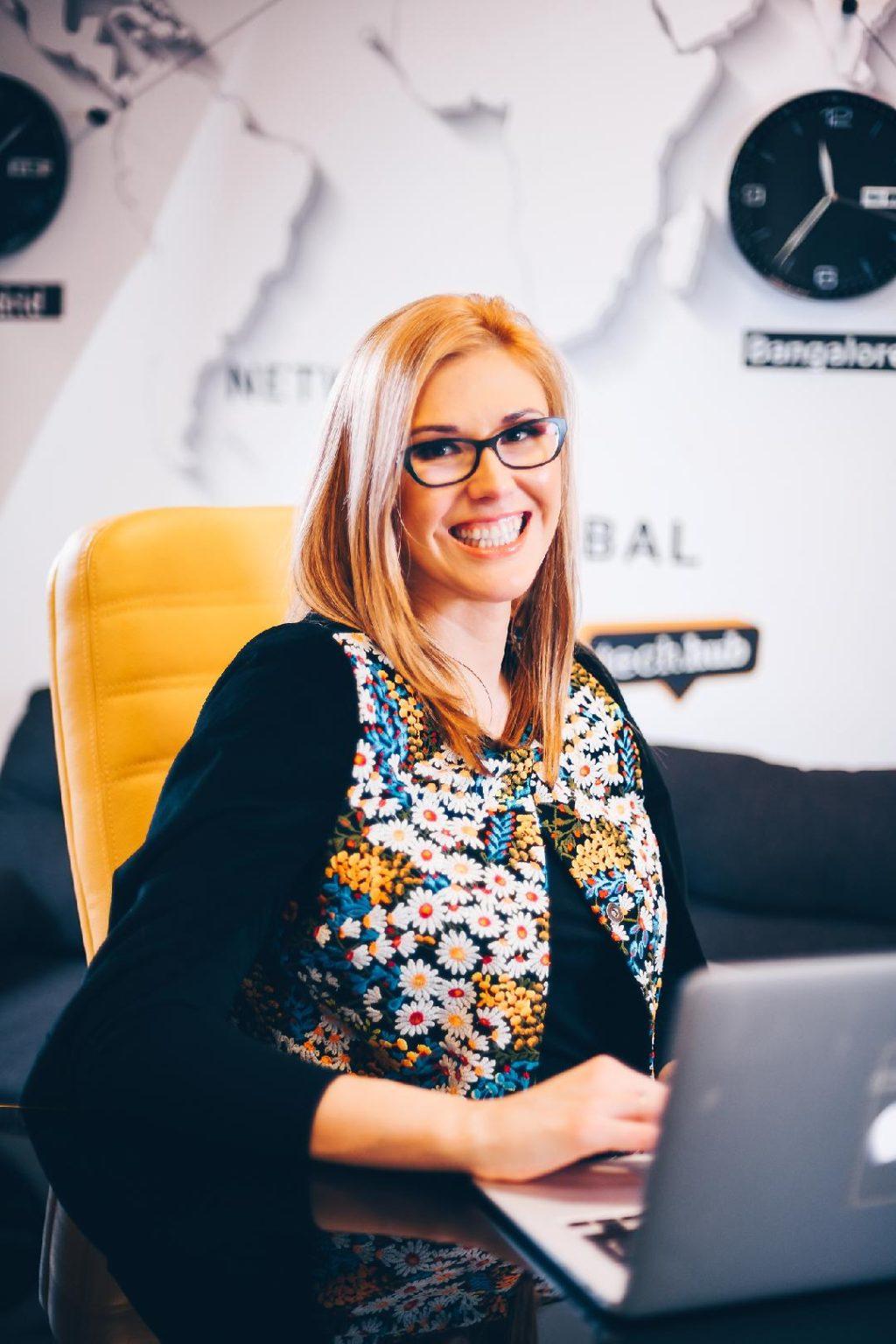 Irina Nicoleta Scarlat, Country Manager Revolut România