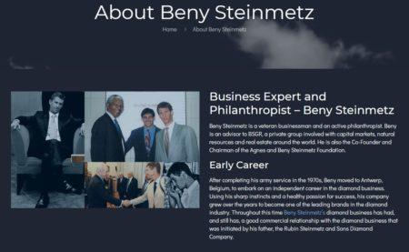 www.beny-steinmetz.org