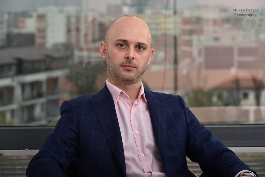 Adrian Badea, CEO SelfPay