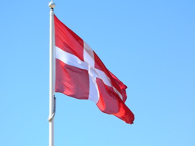 denmark flag, steag, danemarca