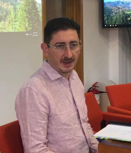 Bogdan Chiritoiu, preşedintele Consiliului Concurentei