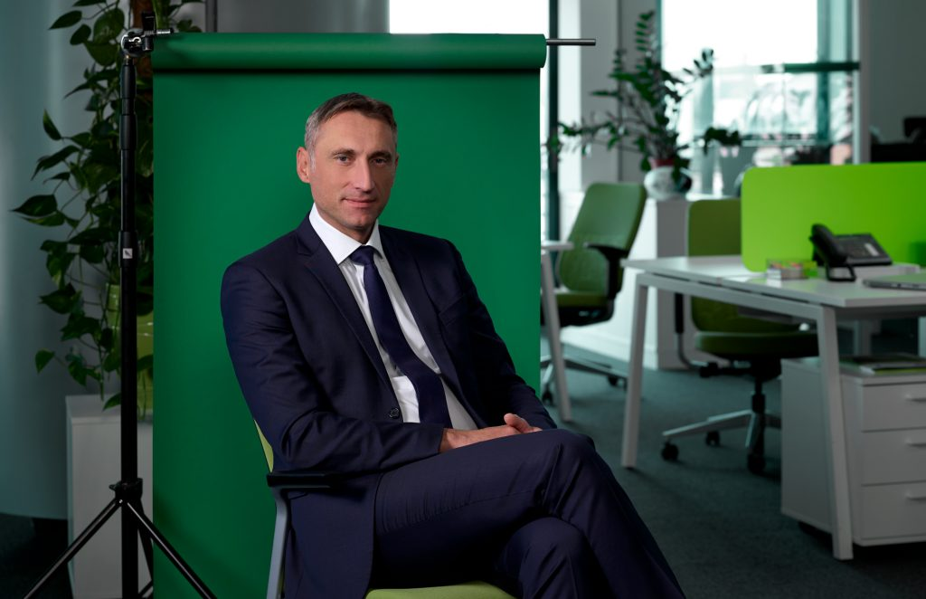 Calin Matei, Director General Adjunct, Groupama Asigurari