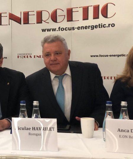 """Niculae Havrilet, """"Petrolul în Noua Economie"""", organizată de România Durabilă şi EM360."""