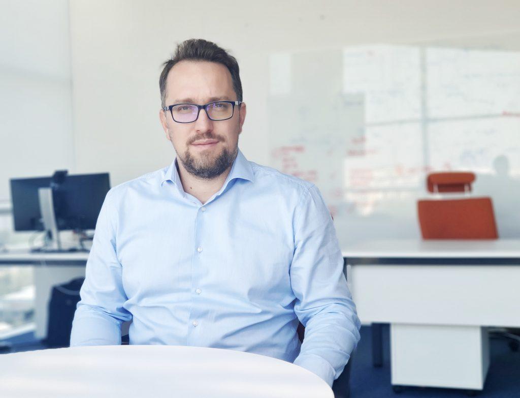 Radu Constantinescu, co-fondator și managing partner, QUALITANCE.