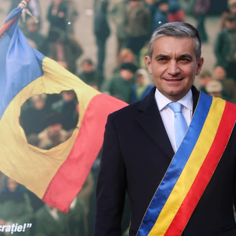 Primarul din Sinaia, Vlad Oprea