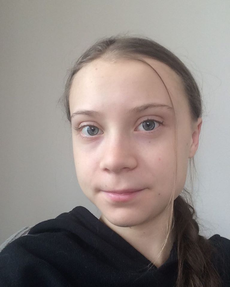 Greta Thunberg