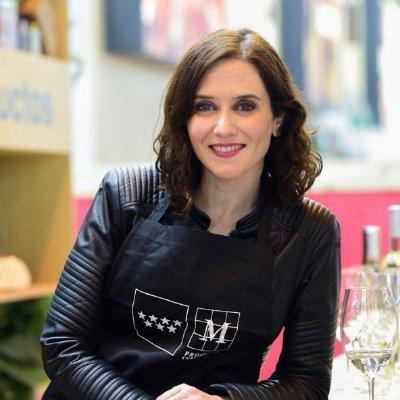 Isabel Díaz Ayuso, foto Twitter