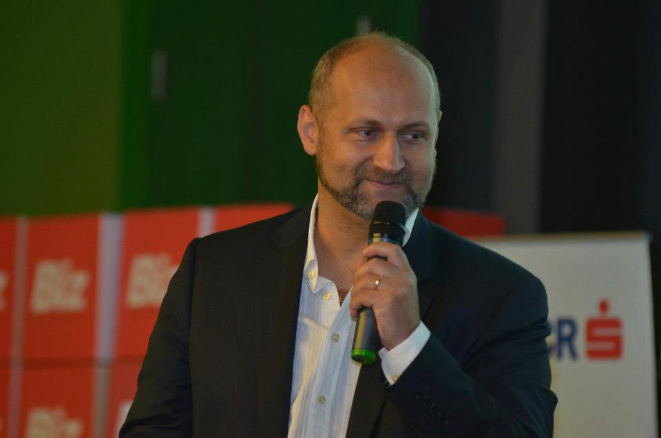 Director General Farmec- Mircea Turdean (foto Facebook)