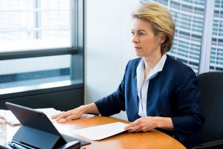 Ursula von der Leyen/ Source: EC - Audiovisual Service