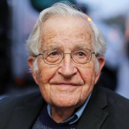 Noam Chomsky - Facebook