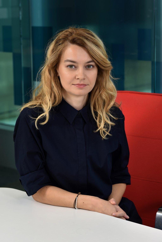 Anca Merdescu, Colliers International