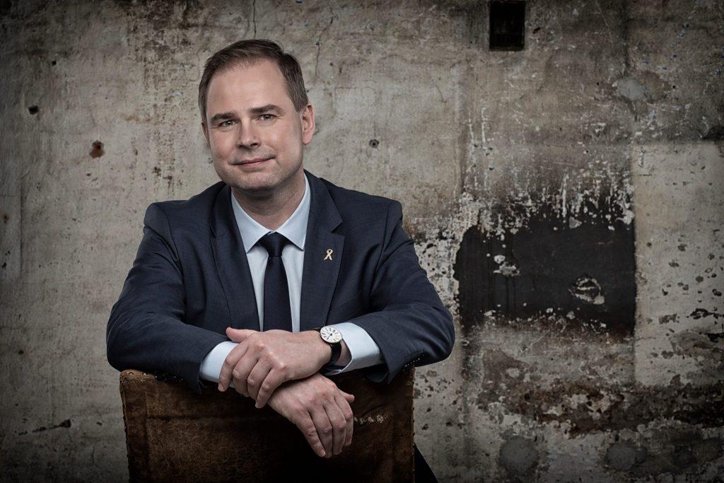 Nicolai Wammen (foto Facebook)