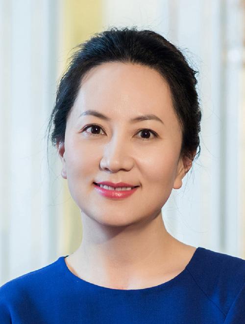 Meng Wanzhou, fiica fondatorului Huawei, este acuzată de SUA de ocolirea sancţiunilor americane aplicate Iranului. (foto huawei.com)