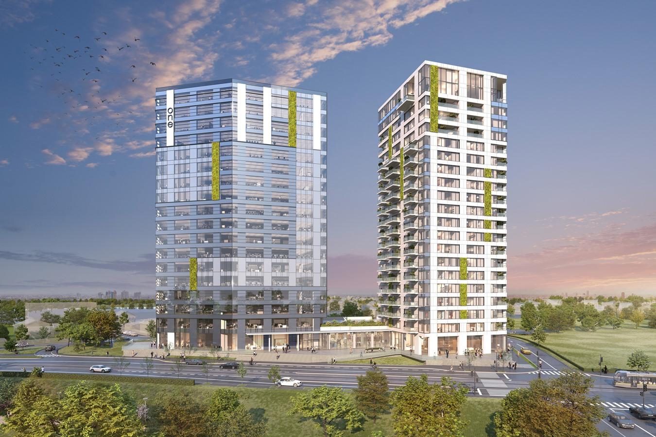 Proiectul One Verdi Park, dezvoltat de One United Properties,va fi finalizat în 2021