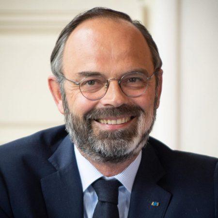 Édouard Philippe - foto Facebook