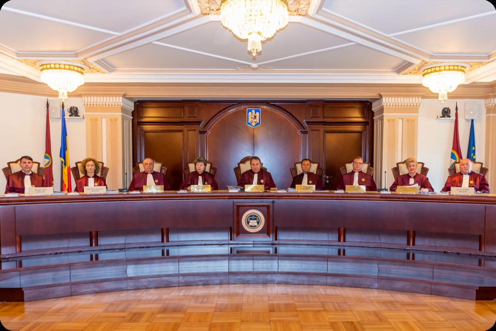 Curtea Constituţională a României (CCR)